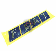 Fiat Ducato Van Motorhome Pickup etc FIAT badge 260mm x 55mm New & Genuine Fiat