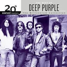 The Best of Deep Purple: Millennium Collection 2002 by Deep Purple Ex-library