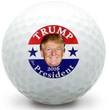 36 Titleist Pro V1 Mint / AAAAA (TRUMP 2016 LOGO) Golf Balls #1 Ball in Golf !