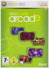 Xbox 360 - Xbox Live Arcade Compilation Disc (Pac Man / UNO Ect) **New & Sealed