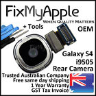 Samsung Galaxy S4 i9505 Rear Back Camera Lens Glass Flex Cable Replacement Tools