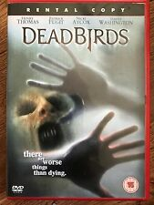 Henry Thomas DEAD BIRDS ~ 2004 American Civil War Horror | UK REntal DVD