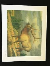 September's Song (2015) by Pat McManus - Seriolithograph in color. COA. Signed.
