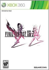XBOX 360 FINAL FANTASY XIII-2 PAL FORMAT EXCELLENT CONDITION