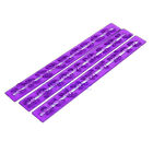 Letters Number Paste Edge Frill Straight Frilling Cake Cutter Gum Tools 01# 6pc