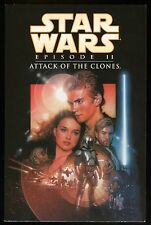 Star Wars Episode II 2 Attack of the Clones Trade Paperback 1st Ed TPB Movie