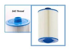 hot tub spa pool filter 8'x6' 205x150mm SAE Thread fit US China Australia spa