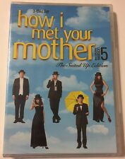 How I Met Your Mother: The Complete Season 5 (DVD, 2010, 3-Disc Set) NEW SEALED