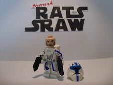 Lego Star Wars minifigures - Clone Custom Troopers - Snow Assault Captain Rex