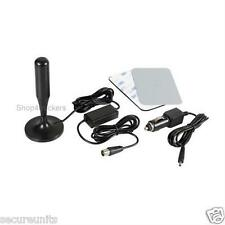 Coach bus lorry van HGV 12v 24v digital TV UHF aerial antenna booster with plug