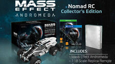 Mass Effect: Andromeda on PS4 & Collector's Edition Remote Control Nomad PreOrd!