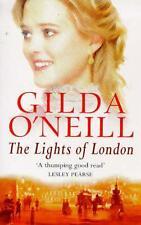 O`NEILL,GILDA-LIGHTS OF LONDON,THE BOOK NEU