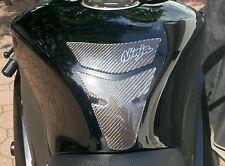 Kawasaki Ninja ZX6R  Real Carbon Fiber  Motorcycle tank pad Protector Sticker