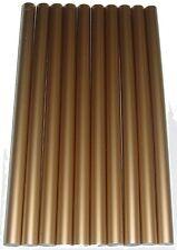 Colla a caldo Colore: Oro 10 Strisce adesive circa 190 Grammi 200 x 11,3 mm