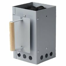Plum BARBECUE-BBQ CARBURANTE STARTER-ANTRACITE calore cordone Chimney