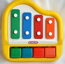 Little Tikes Tap  A Tune Piano Xylophone Baby /Todler Toy Music Clean Smoke Free