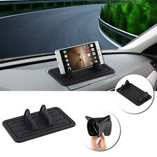 Car Dashboard Mount Holder Non-Slip Silicone  Gel Pad Dash Mat for Phone GPS LJ