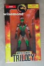 Midway's MORTAL KOMBAT TRILOGY Sexy Busty JADE action figure by Toy Island, New