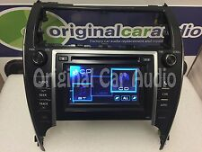 2012 Toyota CAMRY Touch Screen Display LCD Radio MP3 XM CD Changer Player 57013