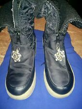 Juicy Couture Size7- Black/ Limited Edition Winter 2006