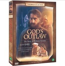 THE BIBLE COLLECTION # God's Outlaw - The Story of William Tynale DVD (Sealed)