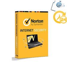 Norton INTERNET SECURITY 1 PC Windows 6 MONATE 178 TAGE DAYS VERSION 2017 Key
