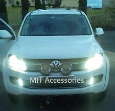 MIT VW AMAROK 2009-2014 fog lamp lights LED DRL Daytime running light