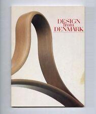 1983 Illums Bolighus DENMARK DESIGN Louis POULSEN Bang & OLUFSEN Fritz Hansens