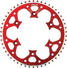 Talon Groovelite Aluminum Rear Sprocket Red 49T 75-13249R 875-31549R