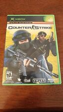 Counter-Strike (Microsoft Xbox, 2003) VERY GOOD COMPLETE! MAIL IT TOMORROW!