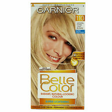 GARNIER BELLE COLOR 110 NATURAL EXTRA LIGHT BLONDE HAIR COLOUR