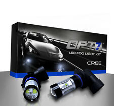 OPT7 LED Fog Light CREE XBD High Power Bulbs - 9006- DRL Daytime Lights White