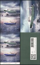 Iceland 2014 Trawlers/Ships/Boats/Nautical/Fishing/Transport 4v s/a bklt  is1026