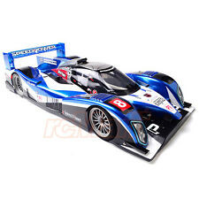 Speed Power LM-P Lemans Clear Body Shell Set EP 1:10 RC Cars On Road #SF001179