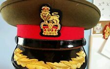 british army officers brigadiers field cap new size 59 last one