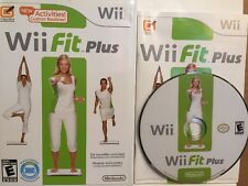 Wii Fit Plus Nintendo Wii Complete In Box