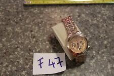 Michael Kors Runway Chronograph Rose Gold Womens Watch MK5128 F47