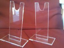 "3 sets of Standard 7""  ""V"" Sword and Knife Display stand"