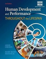 Human Development and Performance Throughout the Lifespan by Mary Beth Mandich a