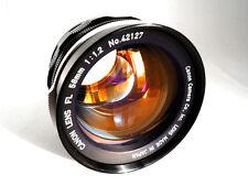 CANON 58mm F1.2 - FL-como Nuevo!