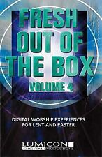 Fresh Out of the Box Volume 4: Digital Worship Experiences for Lent and Easter (