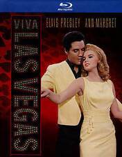 BLU-RAY Elvis: Viva Las Vegas: 50th Anniversary; DigiBook (Blu-Ray) NEW