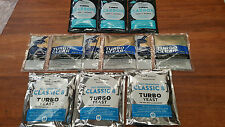 Still Spirits 3 x Pack Turbo Classic Yeast, Clear, Carbon. Homebrew Spirit Yeast