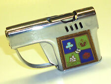 PENGUIN AUTOMATIC PISTOL LIGHTER - FEUERZEUG - PAT. 44828 - 1950 - MADE IN JAPAN