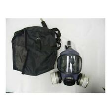 MSA Gas Mask Riot Control Medium, Blue