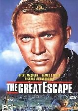 The Great Escape (DVD, 2004) New DVD Region 4 Sealed