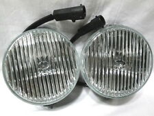 For 93-97 Ranger 99-00 F150 Glass Driving Fog Light Lamp RL H One Pair New
