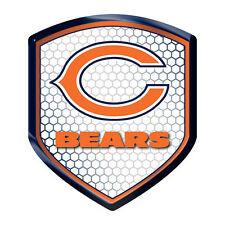 Chicago Bears Reflector Auto Decal [NEW] NFL Car Emblem Shield Sticker CDG