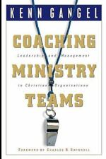Coaching Ministry Teams Leadership And Management In Christian Organizations