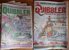 Harry Potter - The Quibbler - Two Complete Magazines - Original and Christmas